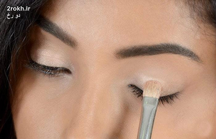 آموزش سایه زدن چشم به روش ساده را یاد بگیرید