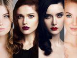 چه مدل آرایش به رنگ موهای شما می آید؟